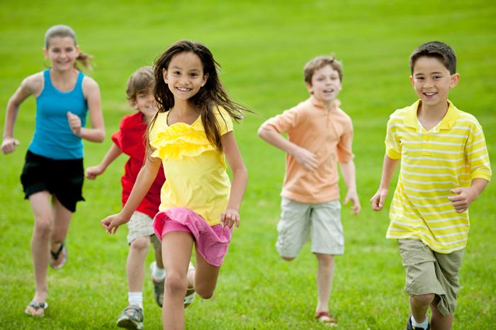 Les bienfaits de la course à pied pour les jeunes enfants